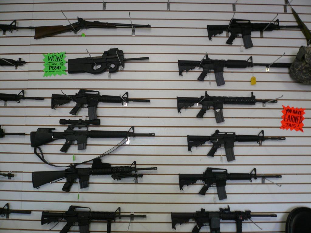 Guns Store Las Vegas